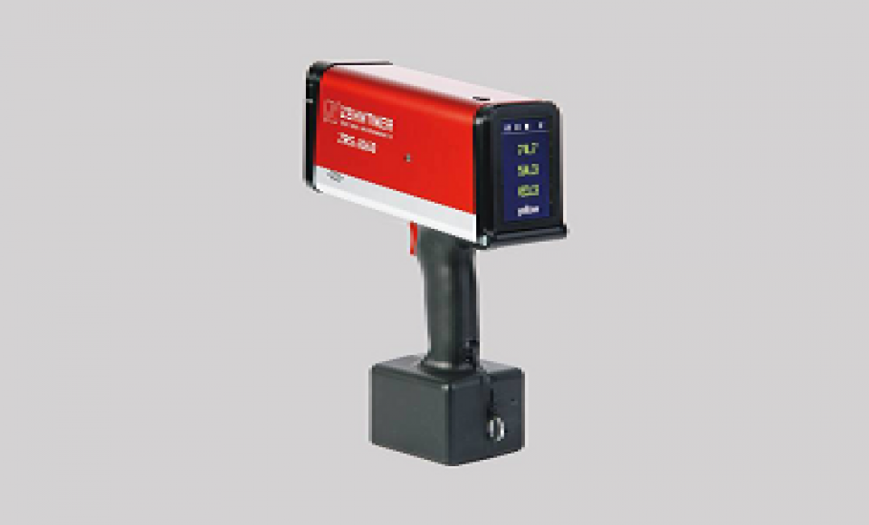 Zehntner Portable Retro Reflectometer